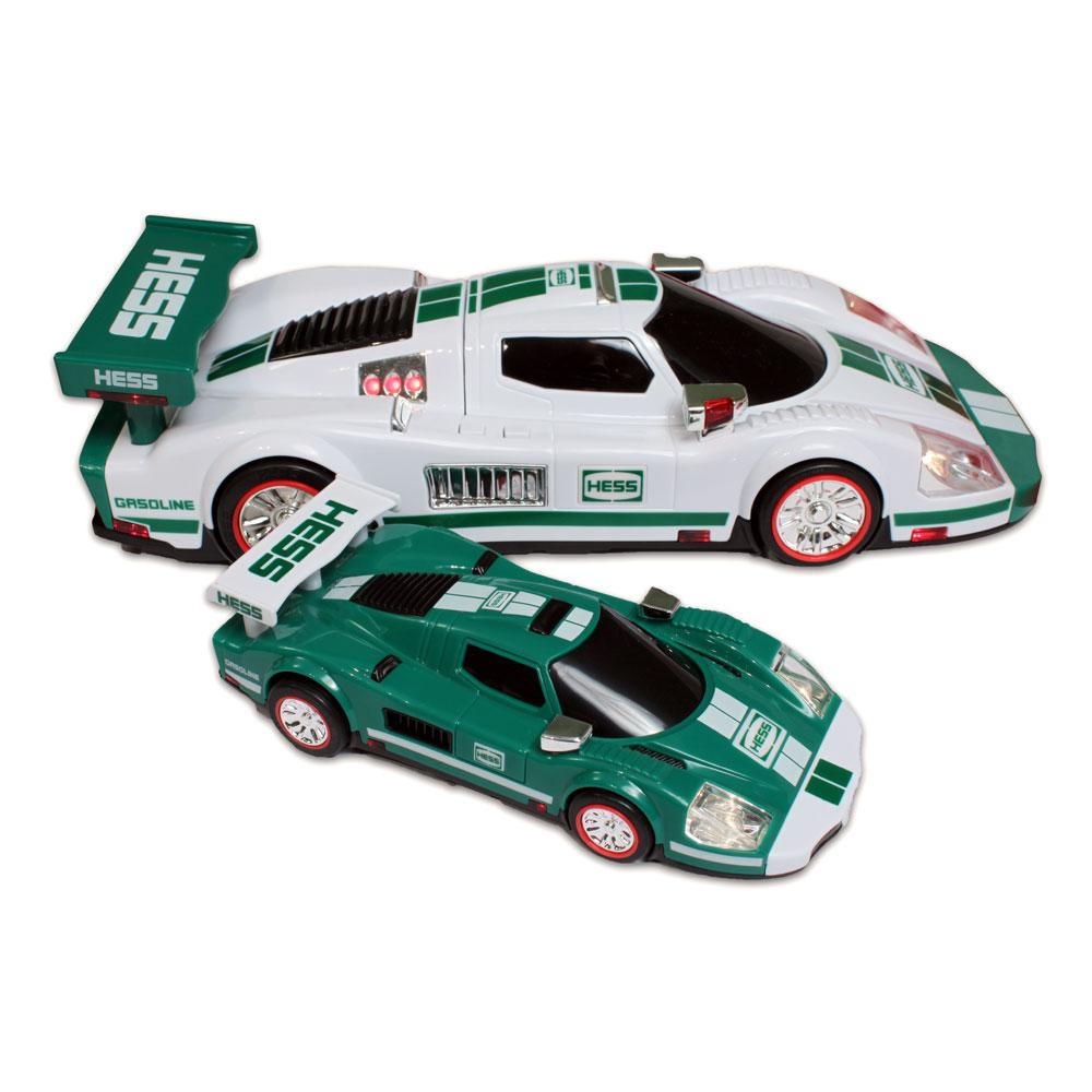 Hess Truck With Race Car