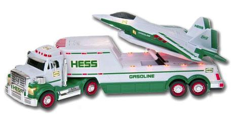 2010 HESS Toy Truck and Jet