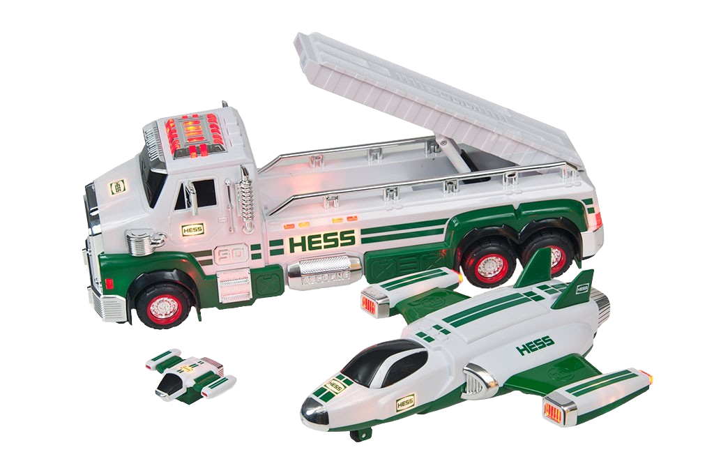 2014 HESS Toy Truck and Space Cruiser with Scout